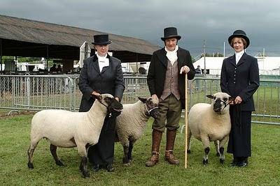 Shropshire sheep breeders